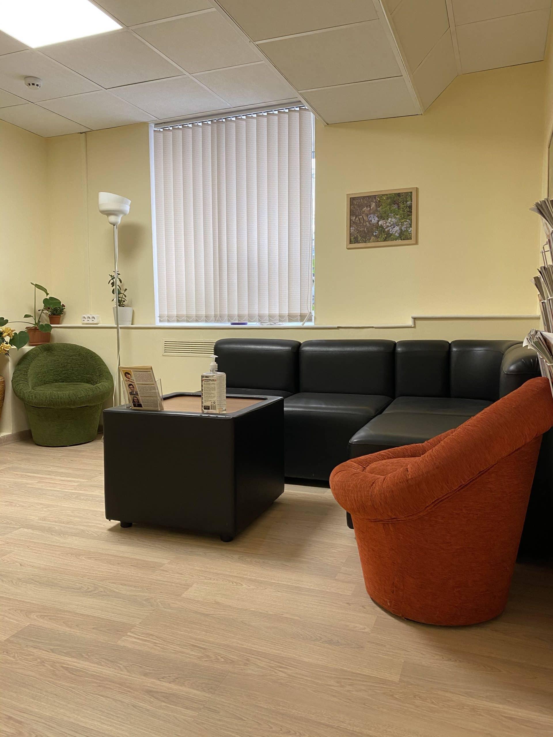 Психологические консультации проводятся в уютном центре